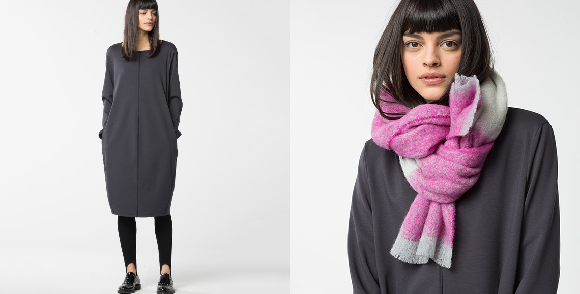 Dress 901 graphite
