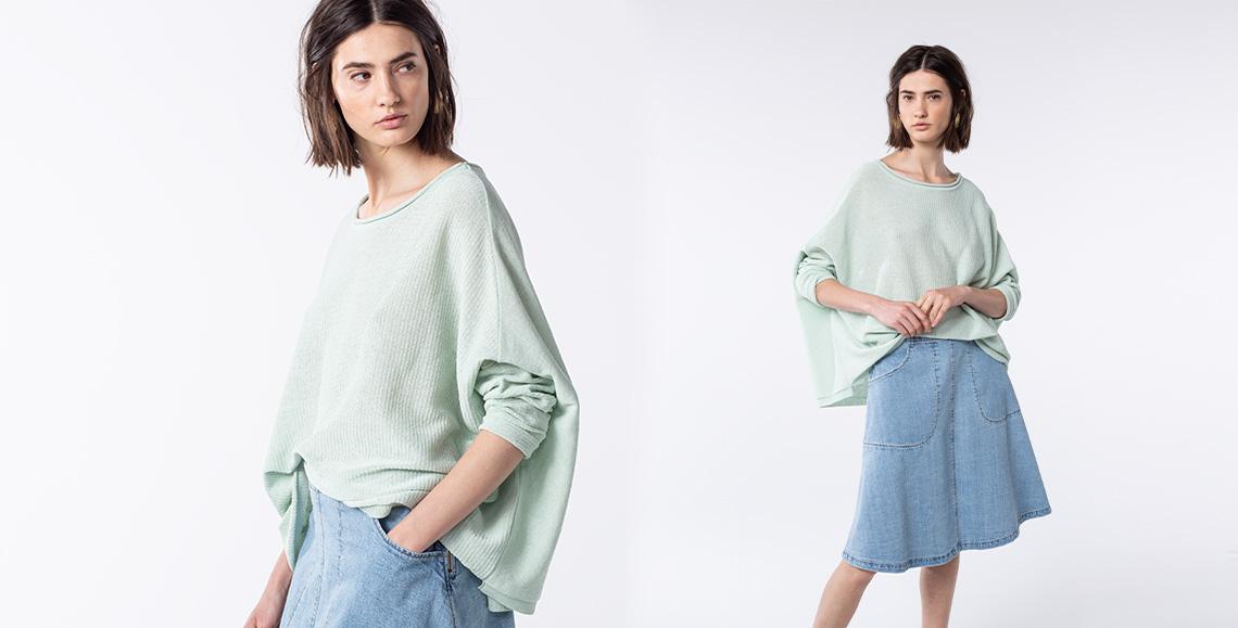 pullover Lupita 006 agave