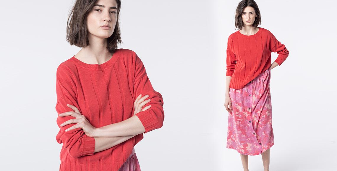 pullover Nayeli 010 dahlia