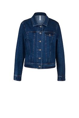 Jacket Menta wash