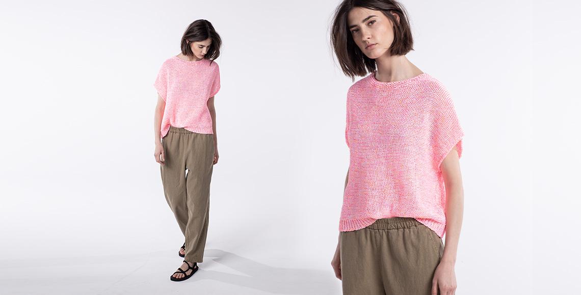 pullover Santia 013 dahlia