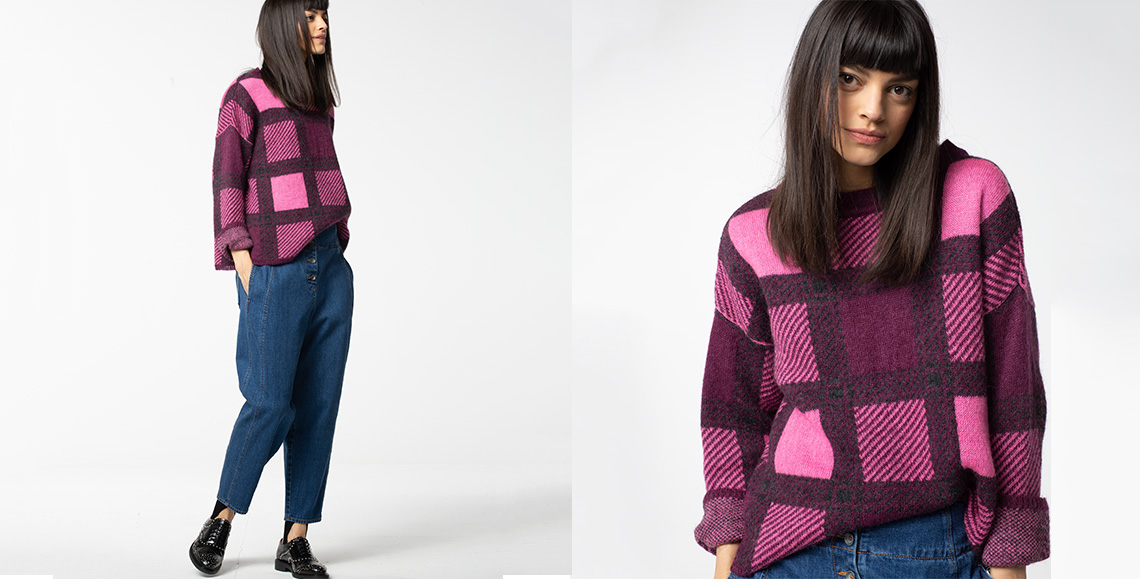 Pullover 910 orchid