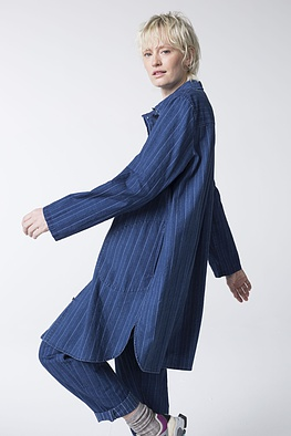 Bluse Blinge / 100% Striped Cotton Denim