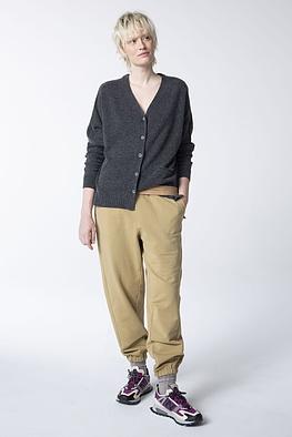 Hose Gaiwan / Elastic-Cotton-Sweat