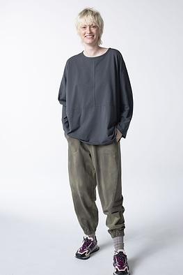 Hose Gaiwan / Tie-Dye Cotton-Sweat