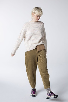 Hose Ryon / Elastic Cotton Corduroy
