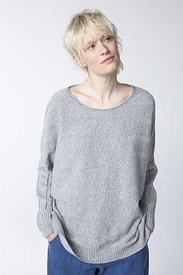 Pullover Urbino / Wool-Viscose Blend with Cashmere