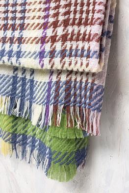 Schal 104 / Wool-Mohair Blend