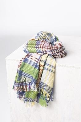 Scarf 104 / Wool-Mohair Blend