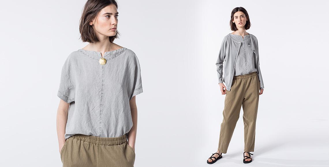 pullover Iker 001 silver