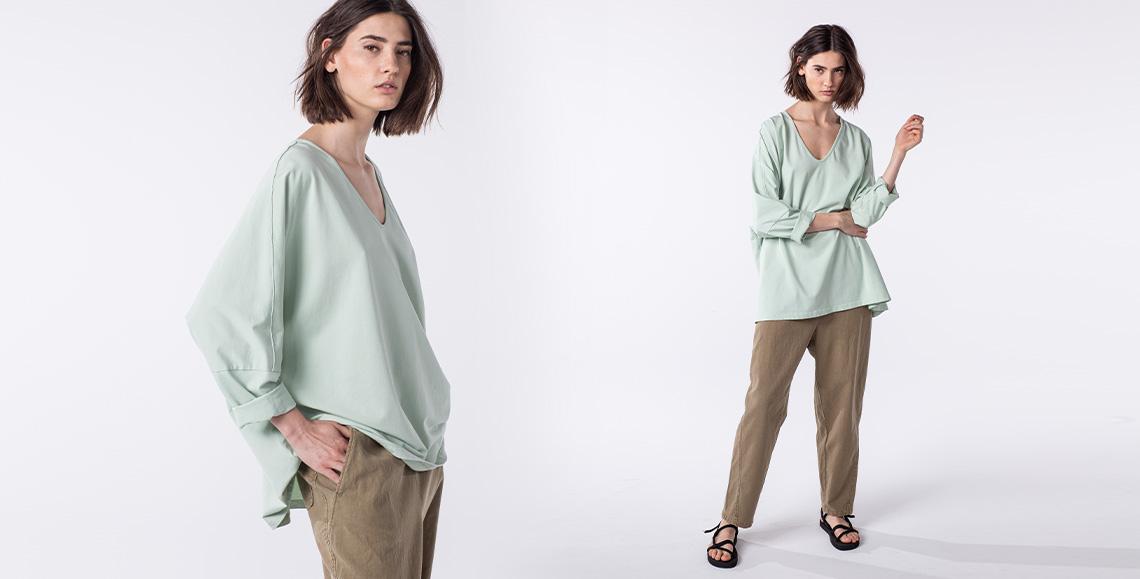 shirt Libertine 005 agave